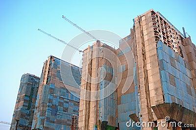 Condominium Construction Site