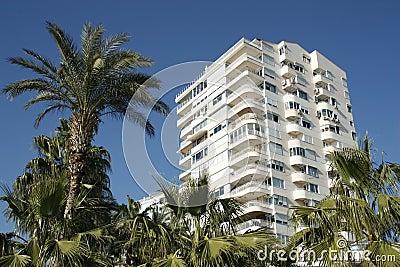 Condominium at tropics