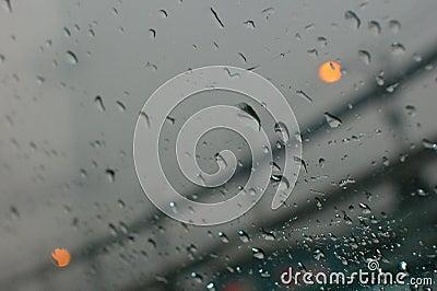 Conduite pluvieuse