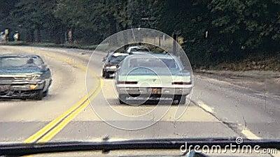 Conduza atrav?s de Bristol County vídeos de arquivo