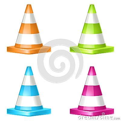 Cone icons