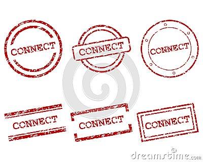 Conecte los sellos