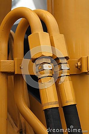 Conexiones hidráulicas.