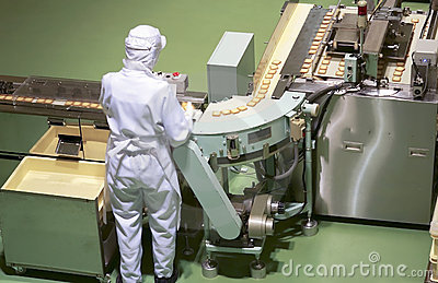 Confectionery factory