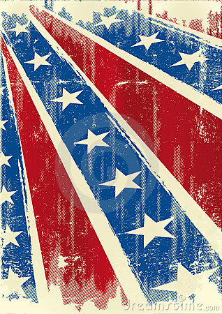 Confederate poster