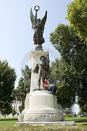 Confederate Soldiers of Arkansas Monument