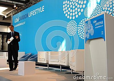 Conferência Foto de Stock Editorial
