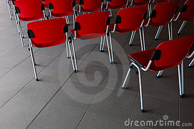 Conference room - detail of seats (1/6)