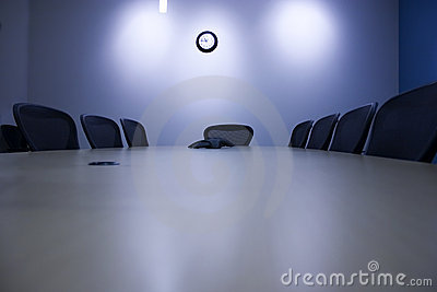 Conference Room - Table View