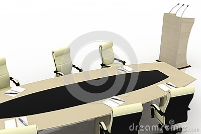 Conference Table for modern office