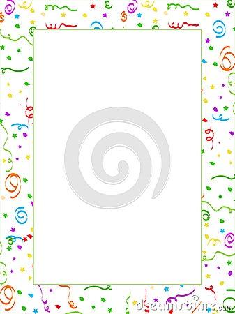 Confetti page