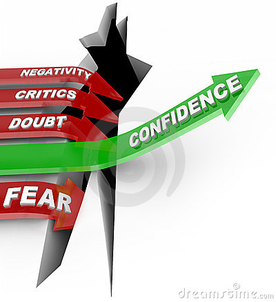 Confidence Believe Yourself vs Negative Influenc