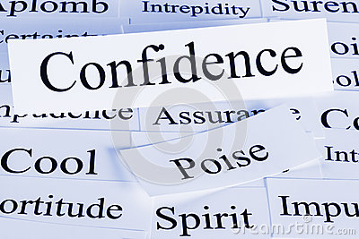 Confidence Concept