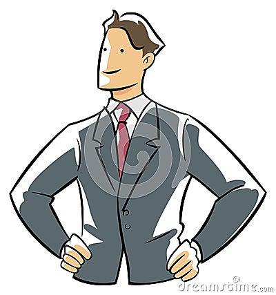 Confidence executive