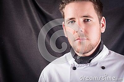A confident cook