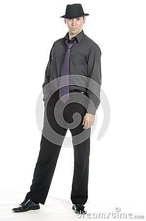 Free Confident Guy Stock Photo - 598970