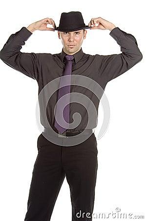 Free Confident Male Model Stock Photos - 598963