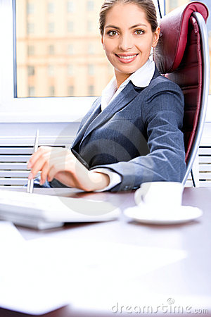 Free Confident Manager Stock Images - 4180734