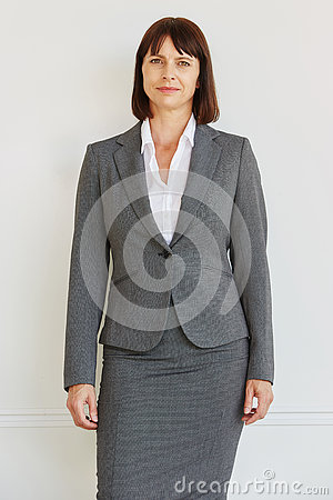 Free Confident Successful Business Woman Royalty Free Stock Photography - 81980077