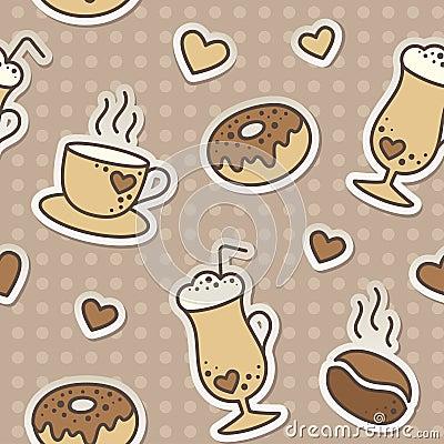 Configuration de café
