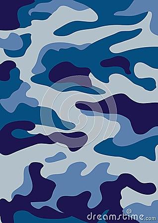 Configuration de camouflage