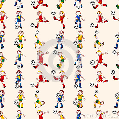 Configuration sans joint de footballeur