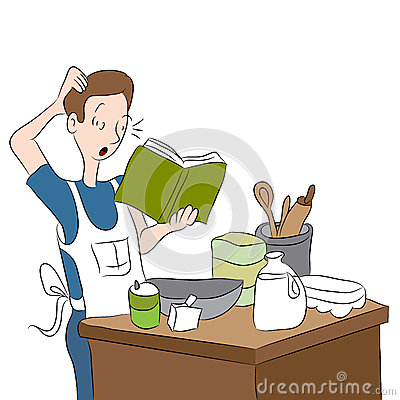 Confused Cook