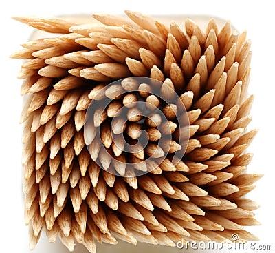 Confusion toothpicks