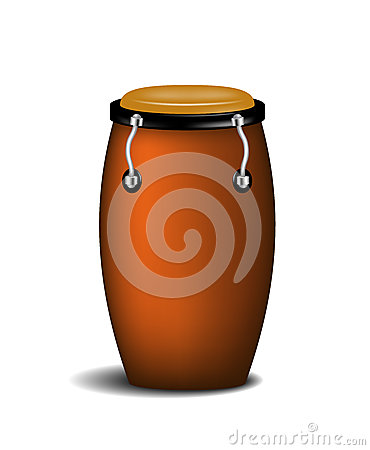 Conga (percussion music instrument)
