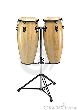 Free Congas Royalty Free Stock Photography - 2816787