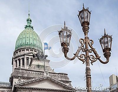 Congreso Nacional Buenos Aires Argentina