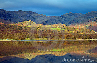 Coniston Relections