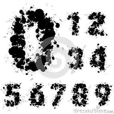 Conjunto del número, colección