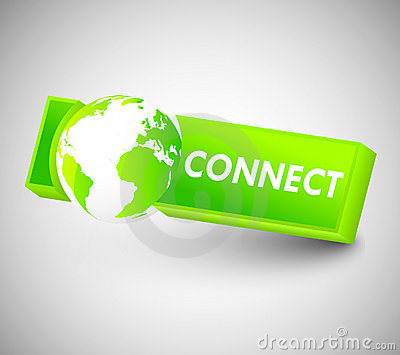 Connect Button