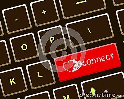Connect concept