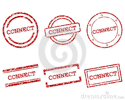 Connect stamps