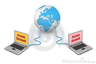 Connected to the World - Access Control
