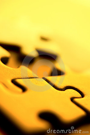 Free Connecting Puzzle Royalty Free Stock Photo - 1824605