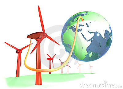 Connecting the world into renewable energy