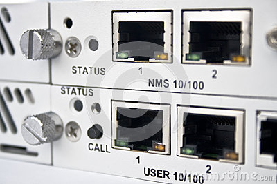 Connector Panel