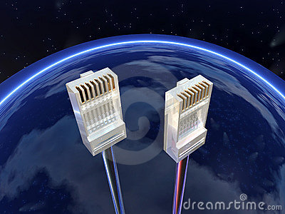 Connectors on sky