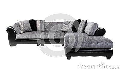 Conner del sofá de la elegancia