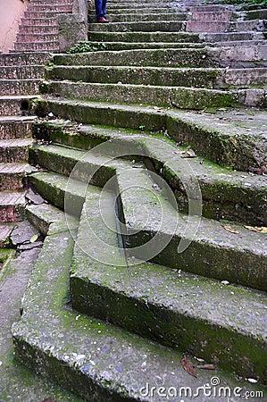 Conrete Steps