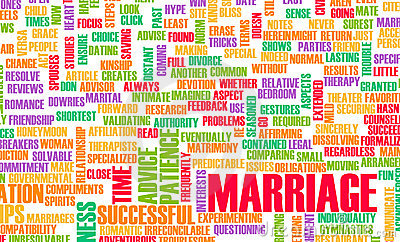 Conseil de mariage
