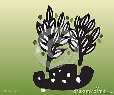 Conservation illustration