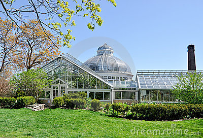 Conservatory and Greenhouse
