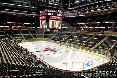 Consol Energy Center Editorial Stock Image - Image: 19286064