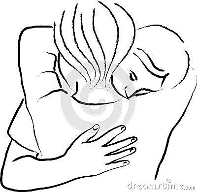 Consolation Hug