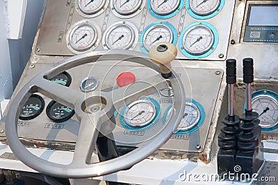 Console desk Editorial Image