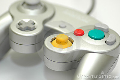 Console Game Controller